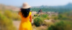 Travelogue : Hampi Through My Eyes 👁👁